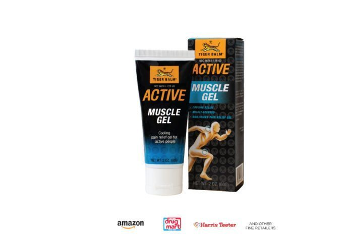 TIGER BALM ACTIVE MUSCLE GEL(us)